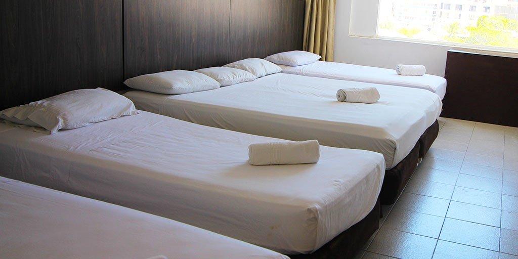 ON VACATION- HOTEL TONE - HABITACION